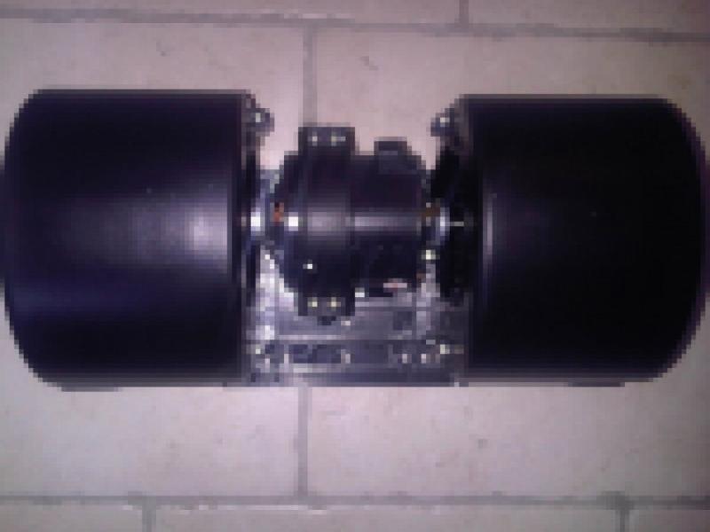 Motor nawiewu kabiny L220