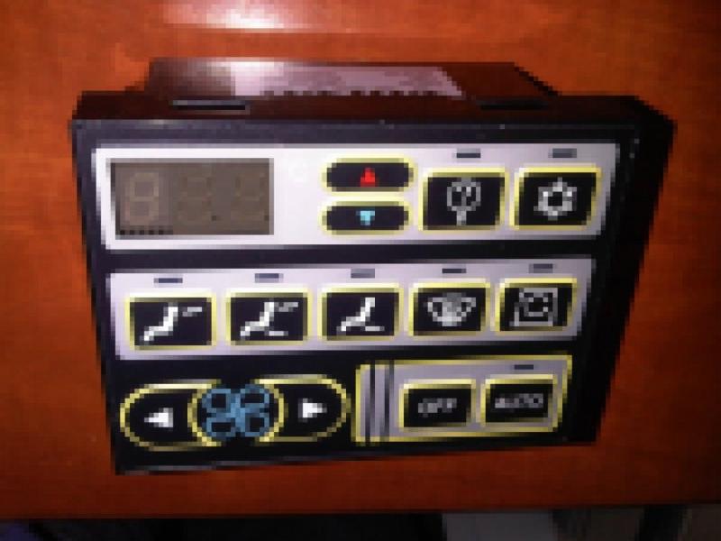 Monitor klimatyzacji i wentylacji