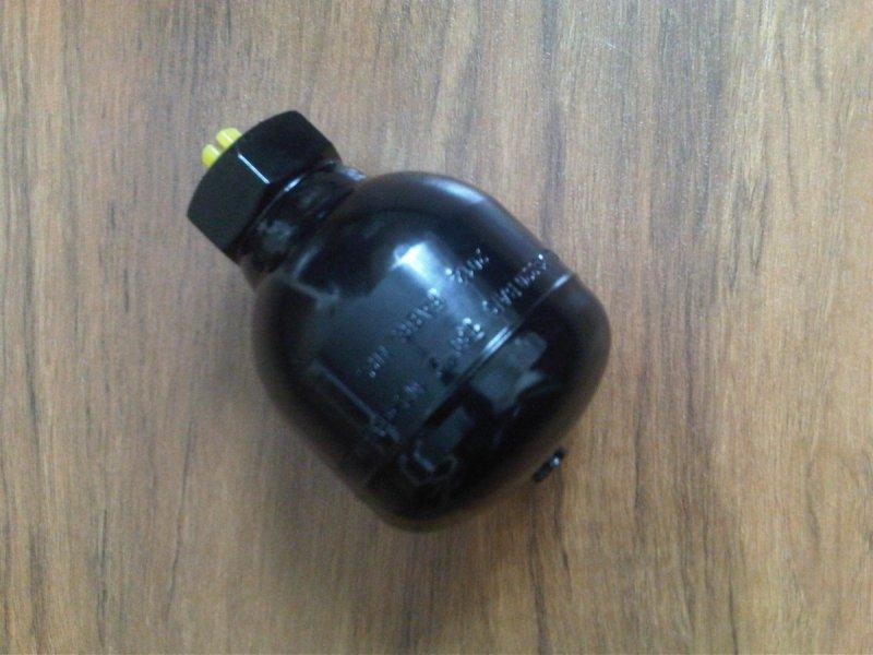 Akumulator olejowo-gazowy
